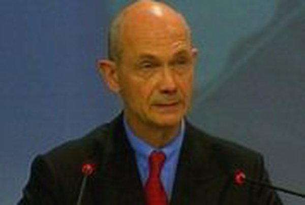 Pascal Lamy - Poor outlook for world trade