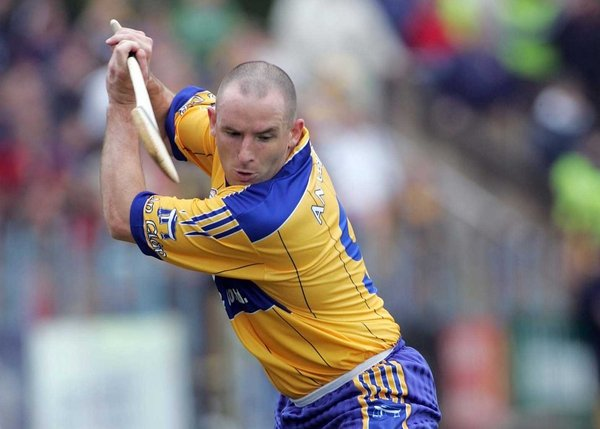 Colin Lynch will feature for Clare against Kilkenny