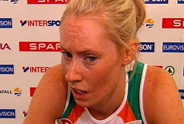 Derval O'Rourke - Irish record time of 12.72