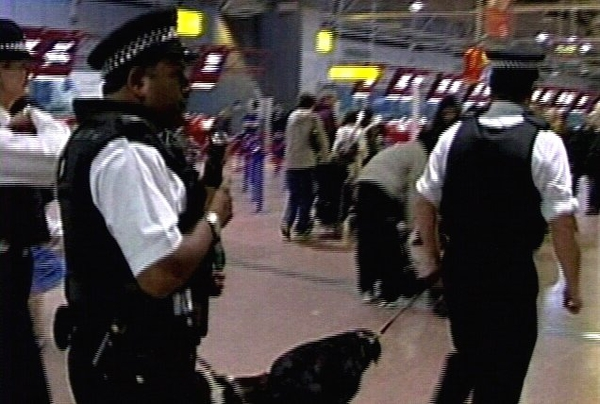 Britain - 13 now charged over plot