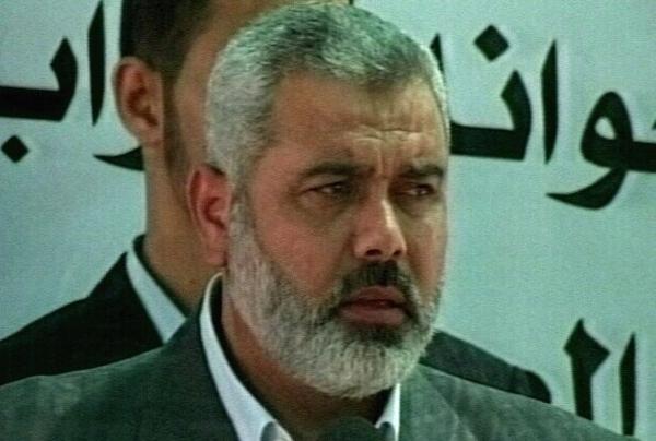 Ismail Haniyeh - Hamas leader