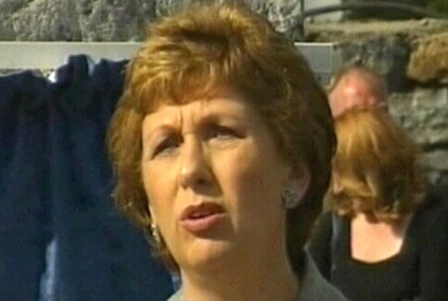 Mary McAleese - Critical of drink attitude