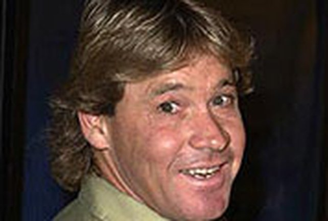 Steve Irwin - Killed while diving
