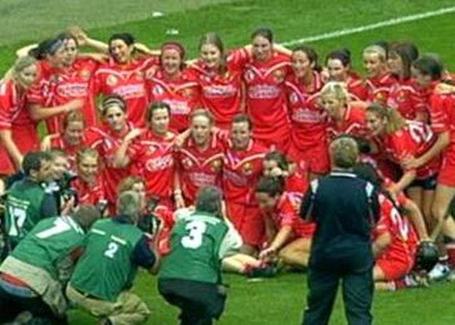 11 members of the Cork team are named among the Camogie All-Star nominees