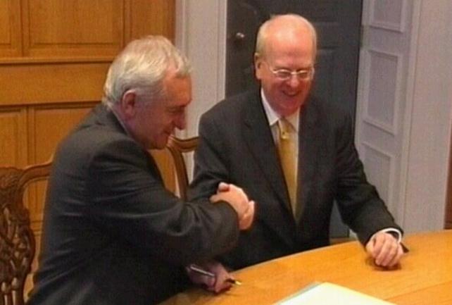 Taoiseach & Tánaiste - Regained lead in opinion poll