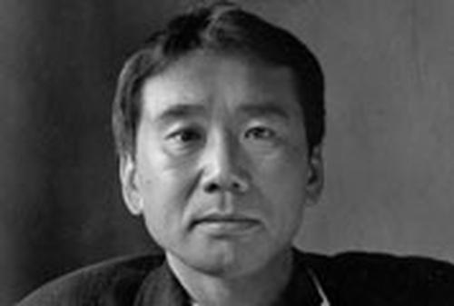 Murakami - Winner of the €35,000 literary prize