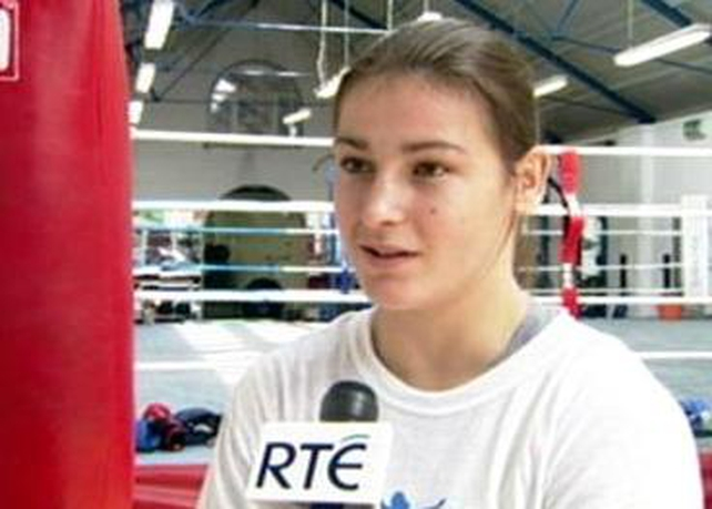 World champion Katie Taylor is content to stay an amateur for the ...