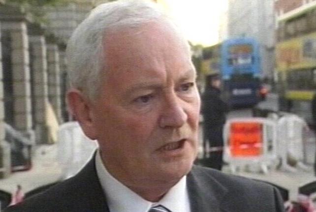 Dinny McGinley - Seeking to retain FG seat