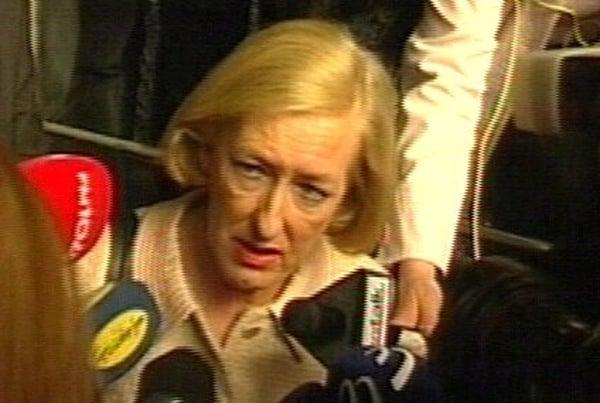 Geraldine Kennedy - Tribunal seeking High Court order