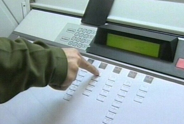 Electronic voting - Flaws found in Dutch machines
