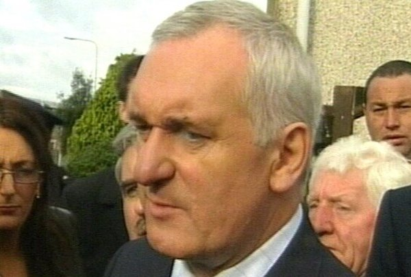 Bertie Ahern - Hopes Govt can continue work