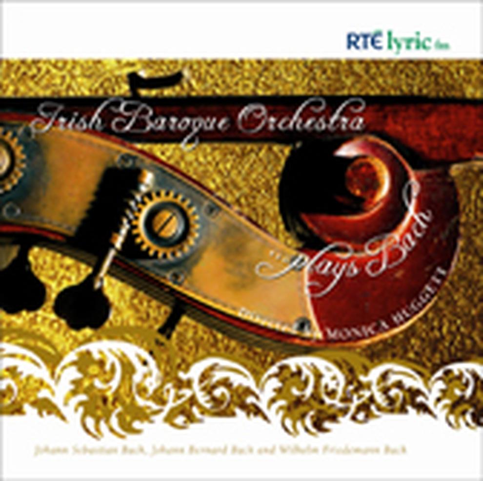Irish Baroque Orchestra Plays Bach