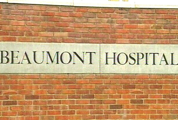 Beaumont Hospital - Man in serious condition after knife attack
