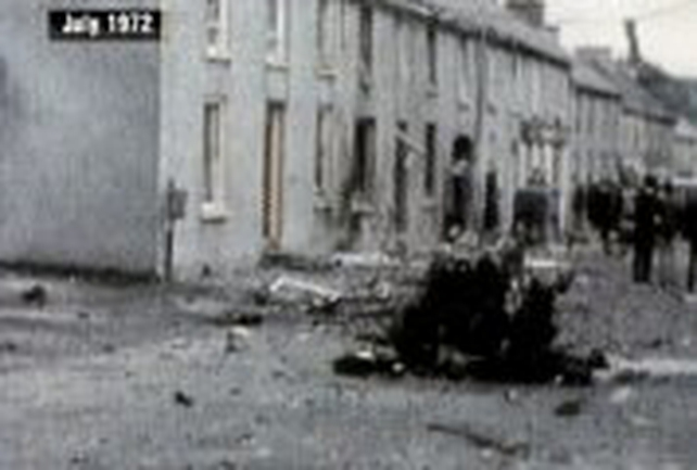 Claudy bombings - July 1972