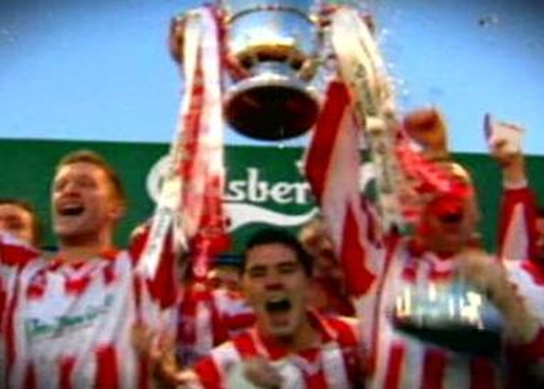 Derry City will be looking to add to their 2002 FAI Cup success, the most recent of their three wins