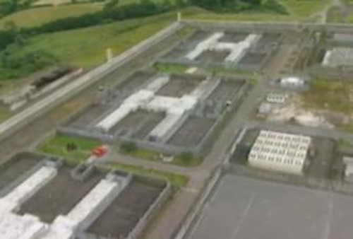 Maze prison site  - Plans for a stadium on the site are in doubt