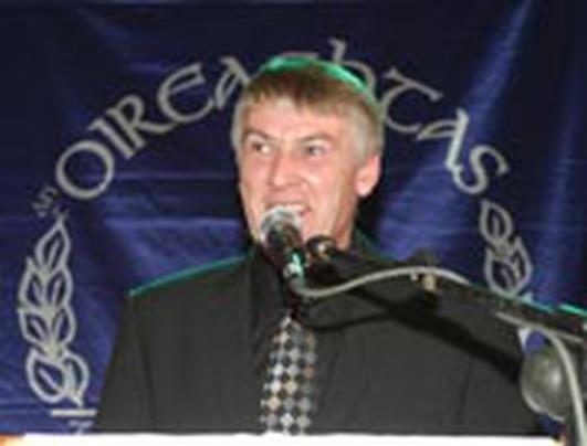 Liam Ó Maolaodha.