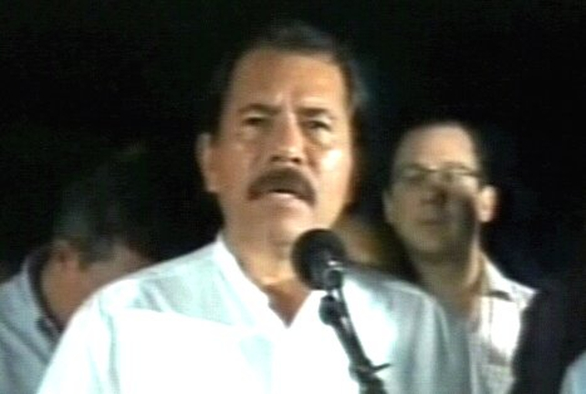 Daniel Ortega - Back in power after 16 years