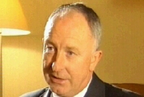 Dermot Ahern - Accused of not answering