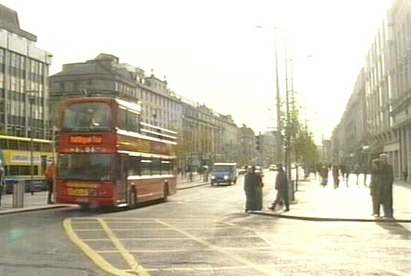 O'Connell Street, Dublin - Majority of new nationals