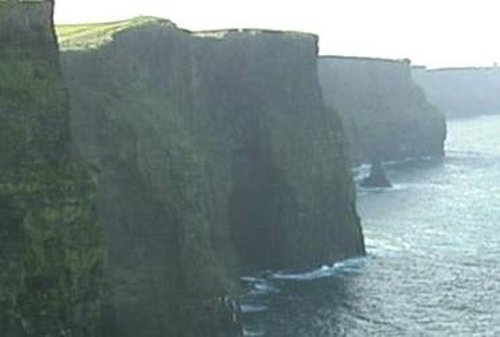 Cliffs of Moher - Woman dies after fall