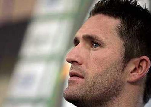 Robbie Keane remains optimistic despite a poor performance in San Marino