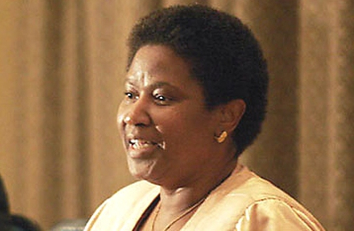 Phumzile Mlambo-Ngcuka - Heads South Africa delegation