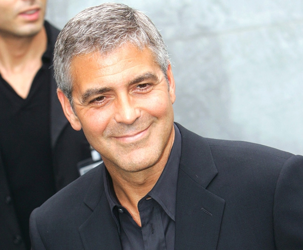 Clooney - To star in 36