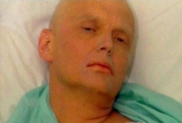 Alexander Litvinenko ingested polonium during visit to a London hotel