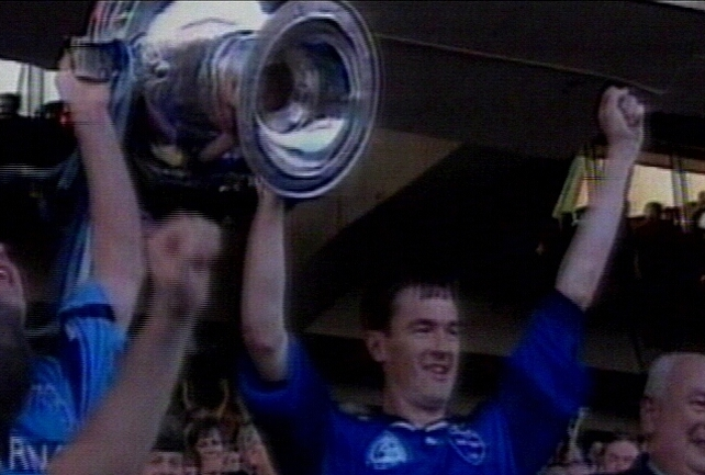 John O'Leary  - All-Ireland winner in 1995
