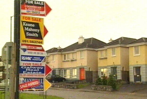 Brand new house price register shows how property prices have fallen