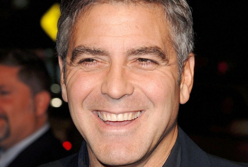 Clooney - Dined with Witherspoon