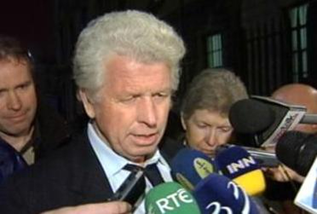 Padraig Nally - 'Acquittal undeserved'