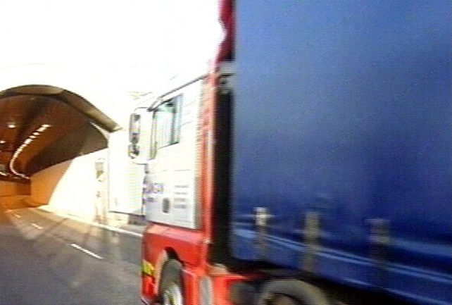 Dublin Port Tunnel - Official opening of project