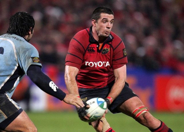 Alan Quinlan knows past results will only spur Leinster on tomorrow at Croke Park
