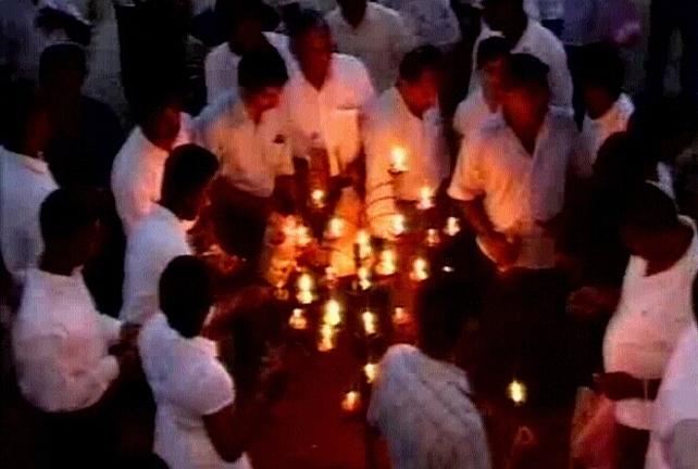 Sri Lanka - Anniversary marked