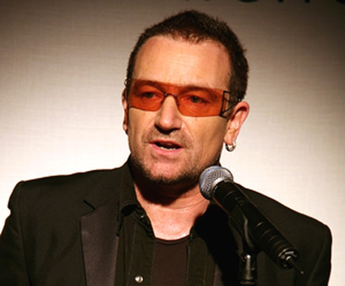 "Bono - ""I couldn't be more proud"""