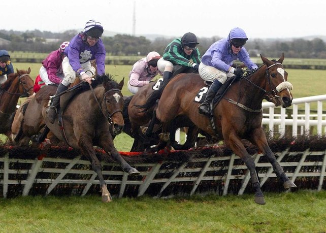 Naas off - Thurles inspection