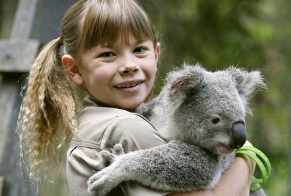 Bindi Irwin - To star in wildlife series