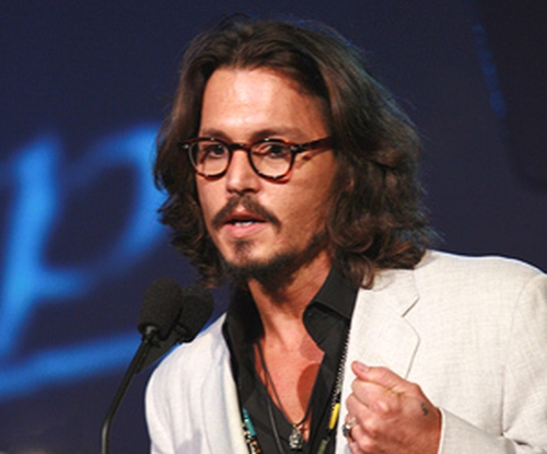 Depp - To star in Shantaram