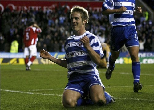 Kevin Doyle has been nominated for the PFA Young Player of the Year award