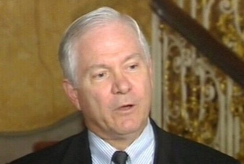 Robert Gates - Defence Secretary suggested deeper cut of troop numbers