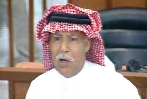 Barzan Ibrahim al-Tikriti - Saddam's half brother hanged