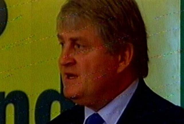 Denis O'Brien - Already owns two Dublin radio stations