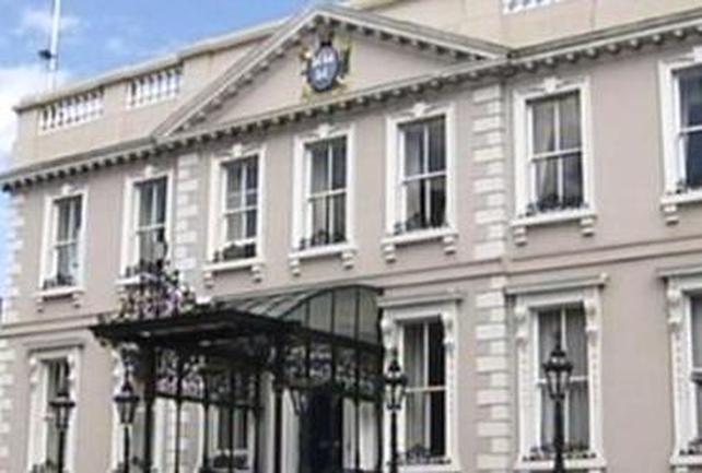 Lord Mayor of Dublin Oisín Quinn hosts Mexico-Dublin business conference