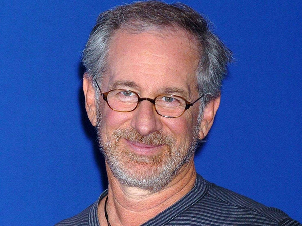 Spielberg - Will direct one of three Tintin films