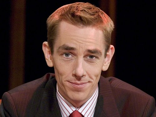 Tubridy - On RTÉ One on Saturday night at 9.35pm