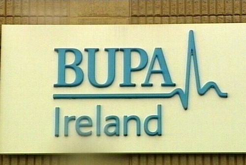 BUPA - 300 jobs secure