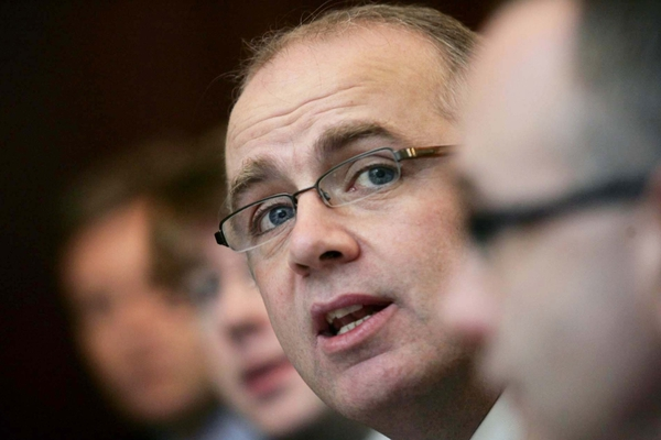 David Drumm - Anglo CEO set to take a pay cut