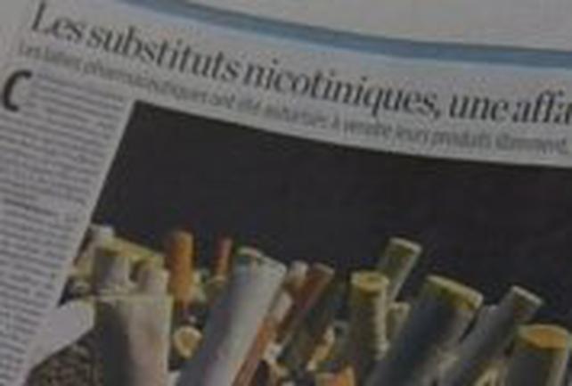 Paris - Workplace smoking ban